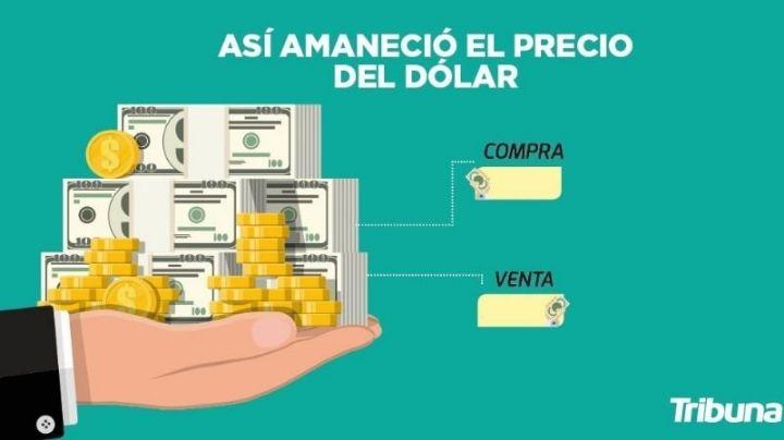 ¡Fantástico! Así amanece el precio del dólar hoy, viernes 28 de mayo, al tipo de cambio actual