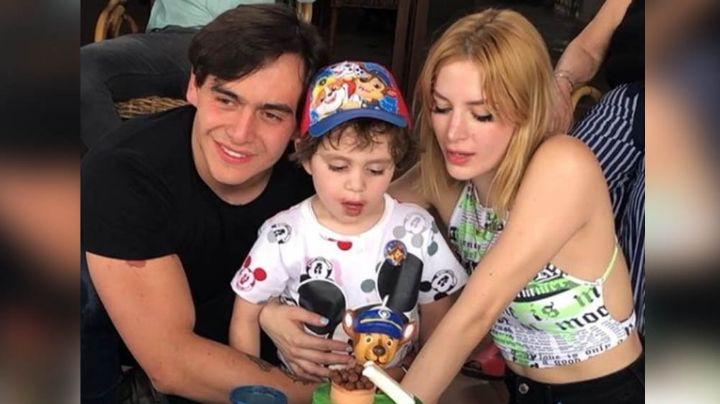 Pese a 'infidelidad, Julián Figueroa celebra junto a su esposa; Maribel Guardia revela las FOTOS