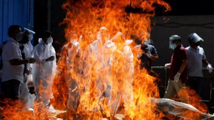 Furia total: Gente de la India ataca a los médicos; varios hospitales arden en llamas
