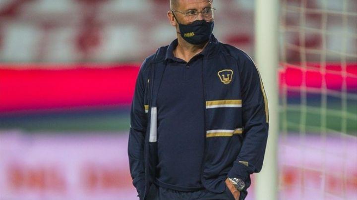 La directiva de los Pumas ratifica a Andrés Lillini para el siguiente torneo