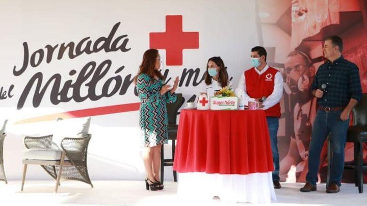 Hermosillo: Cruz Roja recauda más de 7 millones de pesos y supera meta de este año