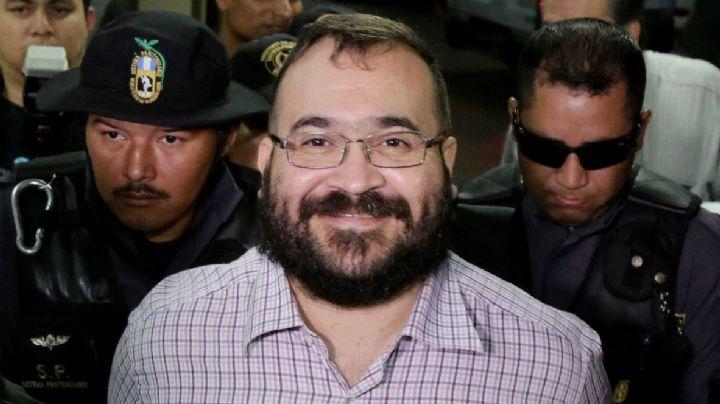 El exgobernador de Veracruz, Javier Duarte podría quedar en libertad en 2021