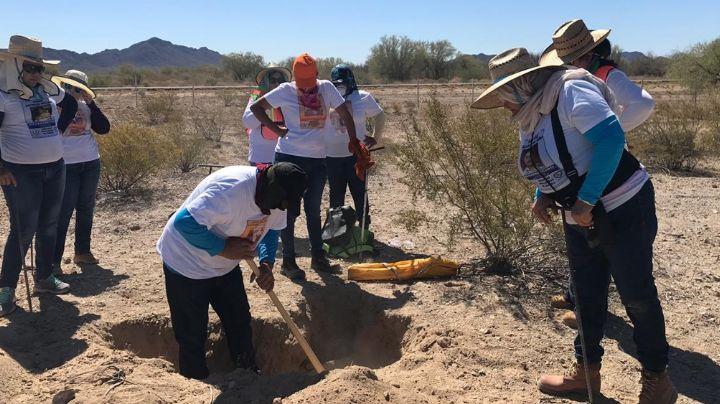 Colectivo Guerreras Buscadoras de Sonora realizará colecta de herramientas e insumos
