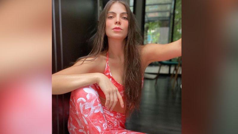 Esmeralda Ugalde enloquece a TV Azteca al lucirse de esta coqueta forma desde la piscina