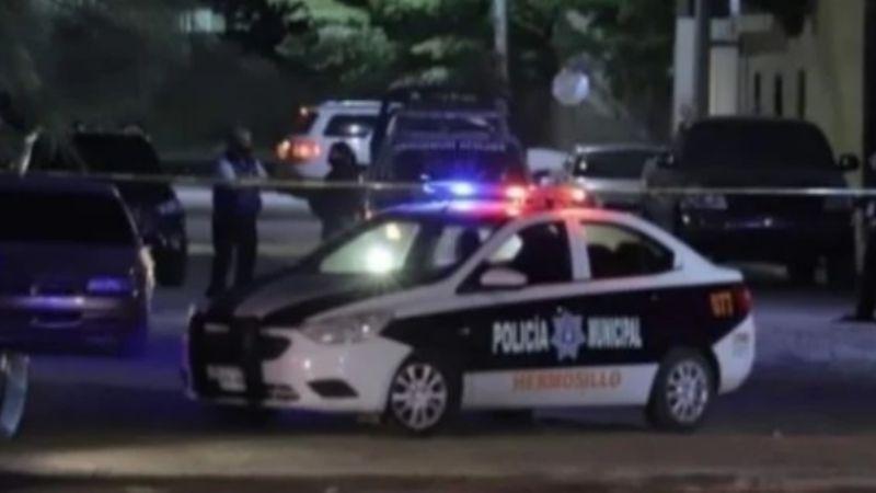 Hermosillo: Discusión termina en agresión armada; hay un hombre y una mujer herida