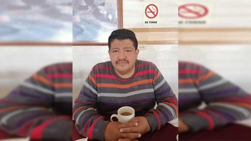 Caborca: Encuentran el cadáver del periodista de Sonoyta, Benjamín Morales; estaba desaparecido