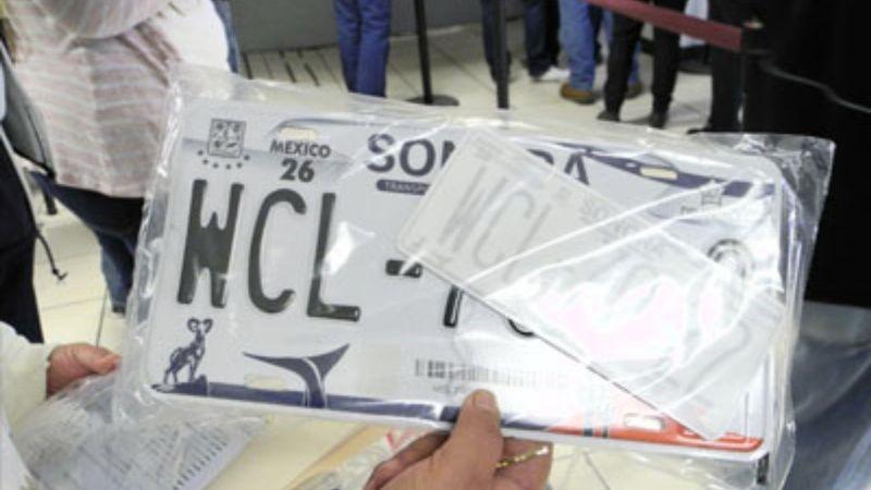 Sonora extiende descuentos en pago de revalidación vehicular hasta el 31 de mayo