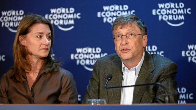 """Bill Gates anuncia divorcio de su esposa Melinda: """"Ya no podemos crecer como pareja"""""""