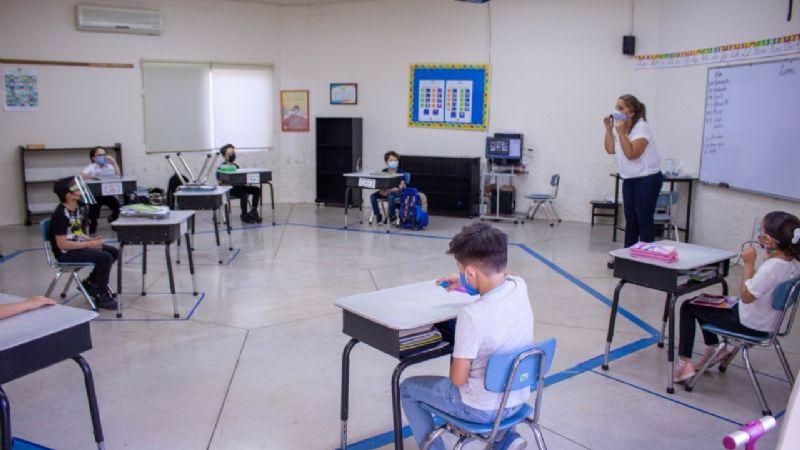 Covid-19: Cuatro escuelas de Hermosillo se unen al modelo Anticipa Educando Sonora