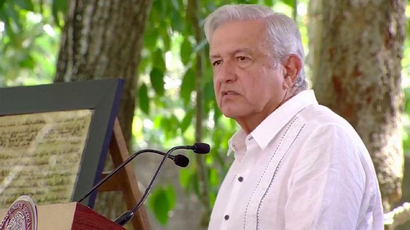 """AMLO pide perdón: Yaquis y Mayas los """"peor tratados, las víctimas de la mayor crueldad"""""""