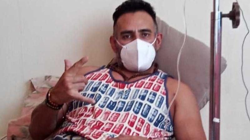 El luchador Dr. Wagner Jr. sufre neumonía tras ser vacunado contra Covid-19