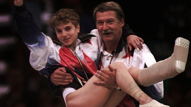 Bela Karolyi, el entrenador de gimnasia de EU acusado de abuso, tortura y negligencia médica
