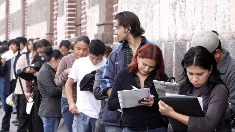 México presenta un déficit de 2 millones de empleos por el impacto de Covid-19