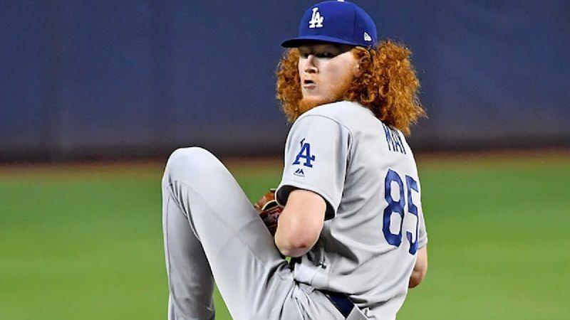 Dodgers pierden a Dustin May y tendrá que someterse a operación Tommy John