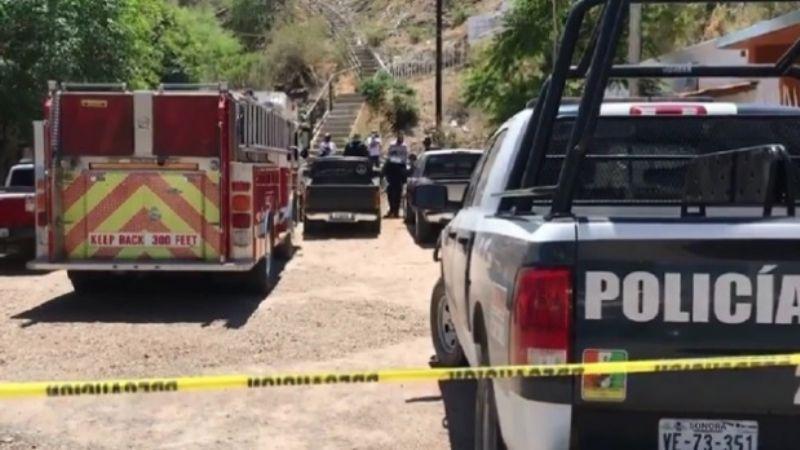 Macabro hallazgo en Nogales: Localizan cuerpo sin vida en una alcantarilla