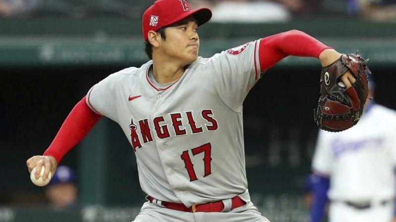 Shohei Ohtani ha sido descartado con los Angelinos para la apertura de hoy