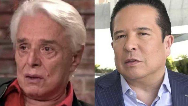 ¡Es oficial! Enrique Guzmán inicia demanda contra Gustavo Adolfo Infante