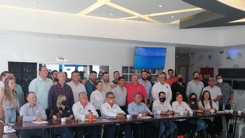 Elecciones 2021: Abel Murrieta promete reducir trámites a restauranteros de Cajeme