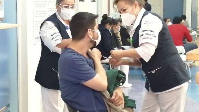 Ciudad Obregón: Inicia aplicación de segunda dosis de Vacuna Covid a adultos mayores de 68 años