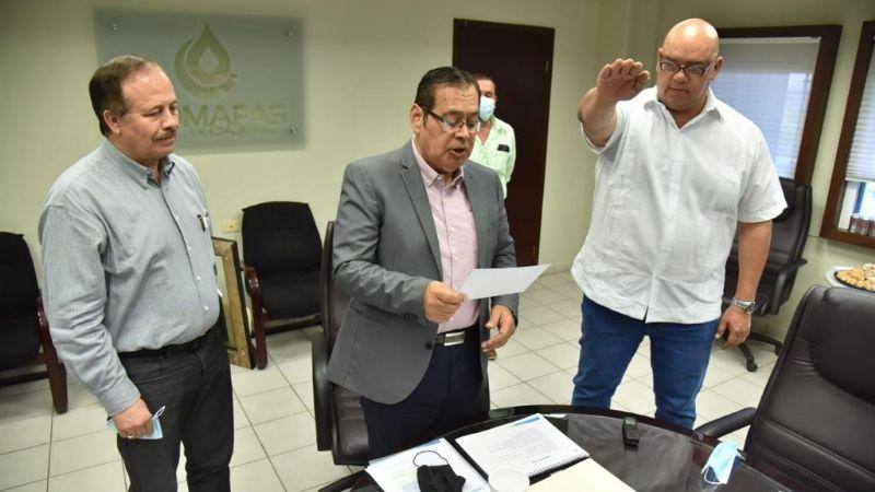 Designación de nuevo director de Oomapas sería un acto de corrupción del alcalde de Cajeme