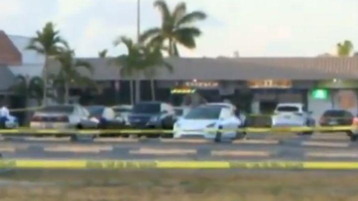 VIDEO: Tiroteo en una sala de conciertos en Miami deja 2 muertos y 20 asistentes heridos