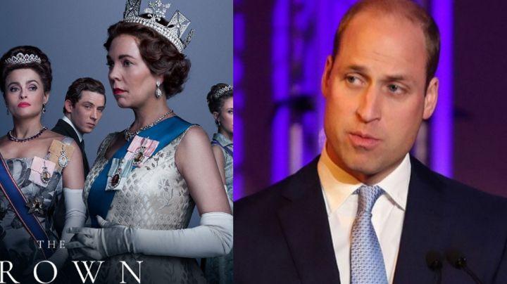 Adiós 'The Crown': Príncipe William hace esto en contra de Netflix por Lady Di