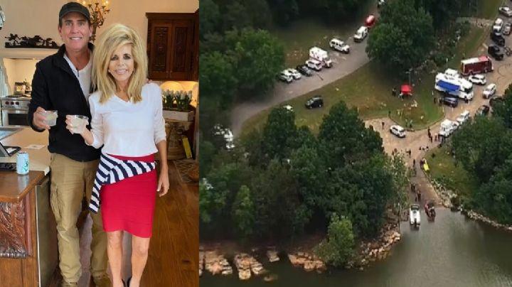 Cristina, una de las pasajeras que habría muerto en accidente de Tennessee; serían 7 víctimas