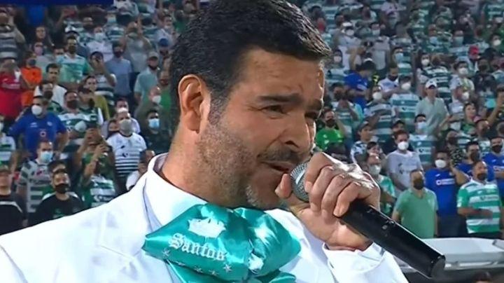 ¿No se disculpó? Pablo Montero rompe el silencio y habla de su error al entonar el Himno Nacional