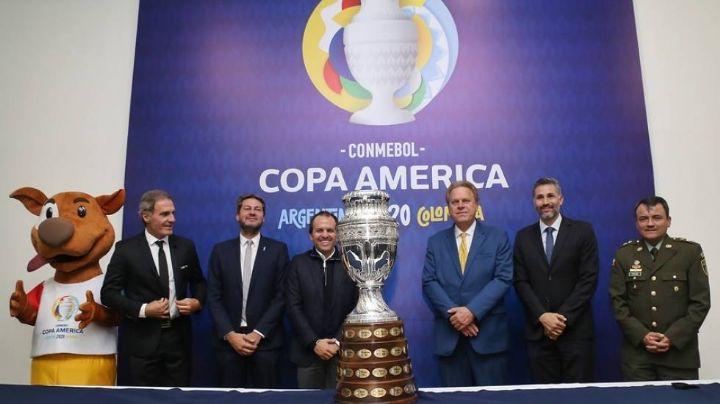 Tunden en redes a Conmebol tras anunciar cambio de sede de Copa América