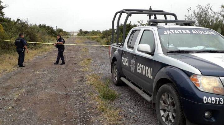 Sangriento fin de semana en Sonora: Lo balean y arrojan su cuerpo en camino de terracería