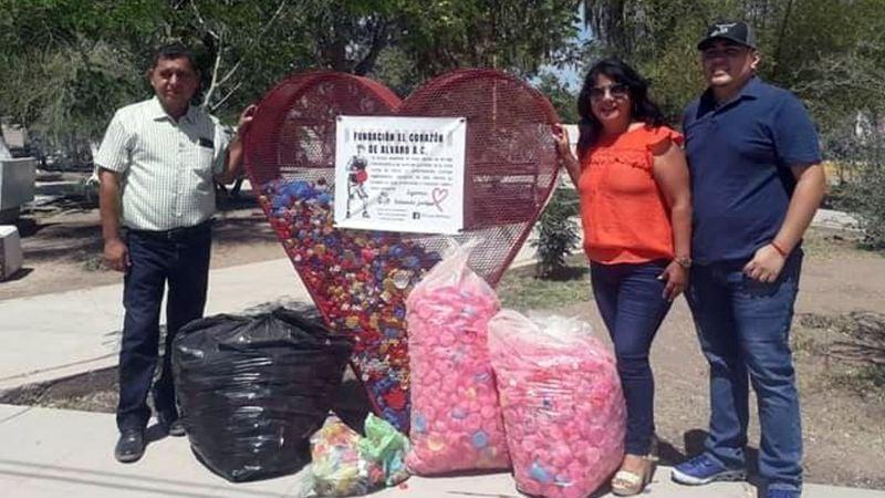 Sonora: El 'Corazón de Álvaro' llega a La Atravesada para apoyar a pacientes con cáncer