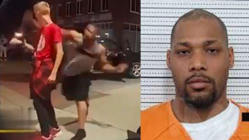 VIDEO: Dan 7 años de prisión a un hombre que golpeó por sorpresa a un niño de 12 años