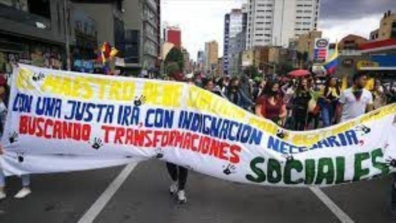 Enfrentamientos, vandalismo y muertes: Así han sido las manifestaciones en Colombia