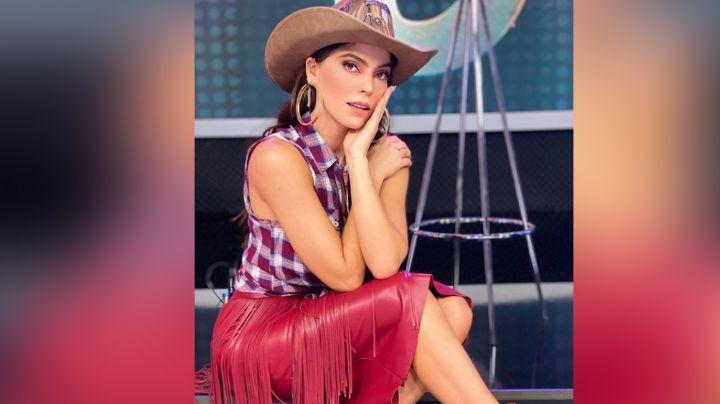 Esmeralda Ugalde enloquece a TV Azteca al lucirse irresistible desde la playa