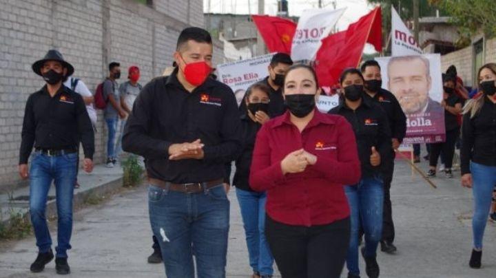 Atacan a balazos a candidata de Morena a alcaldía de Cuitzeo, en Michoacán; su esposo fue herido