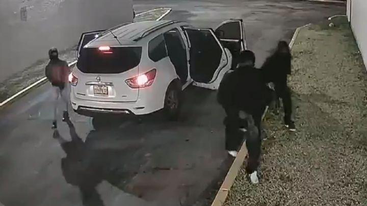 VIDEO: En 20 segundos, tres pistoleros llegan a un concierto de rap, disparan y huyen