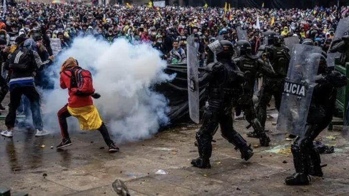 Colombia eleva a 48 su cifra de muertes durante protestas; 20 se relacionan a manifestaciones