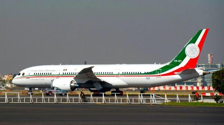 Atletas mexicanos viajarán en el avión presidencial a los Juegos Olímpicos de Tokio