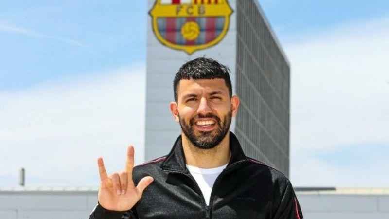 ¡Increíble! FC Barcelona presenta oficialmente a Sergio 'Kun' Agüero como su nuevo delantero