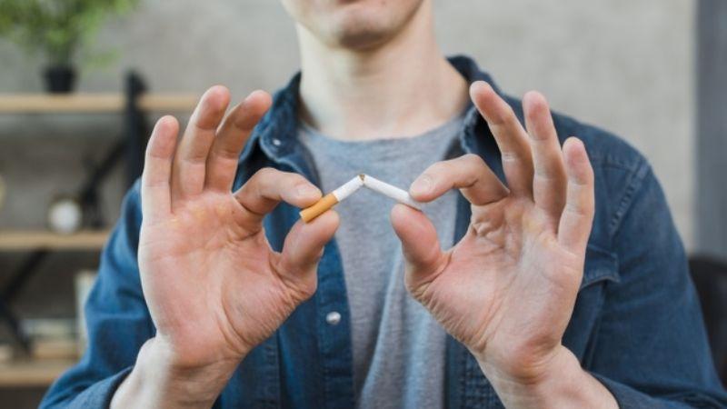 Comienza a dejar de fumar en este Día Mundial Sin Tabaco con ayuda de estos alimentos