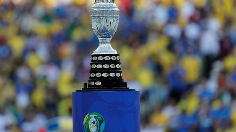 Conmebol anuncia a Brasil como nueva sede de Copa América a pocas semanas de su inicio
