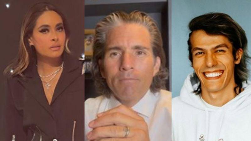"""""""Ya córtale el pelo"""": Esposo de Galilea Montijo aparece de esta forma y lo confunden con Rafa Polinesio"""