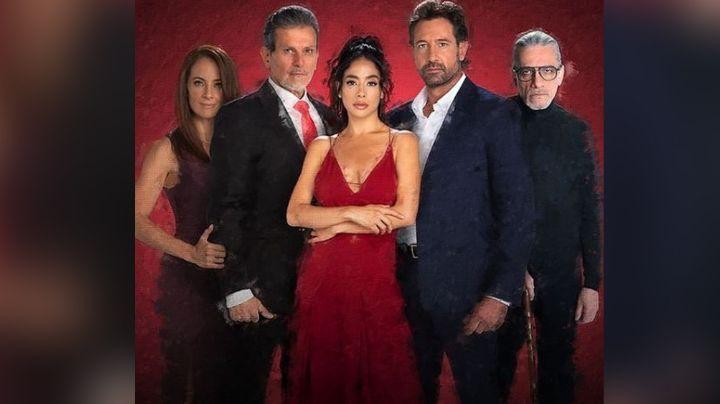 ¡No es Paty Manterola! Fátima Molina revela a quién interpreta en 'Luis Miguel, La Serie'