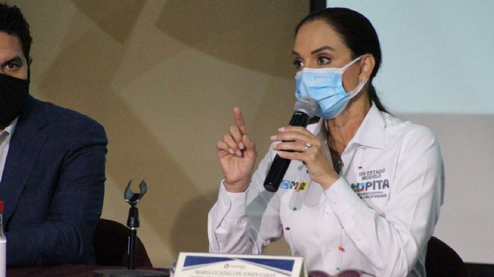 Lupita Jones demandó ante la UIF al gobernador Jaime Bonilla por lavado de 278 mdp