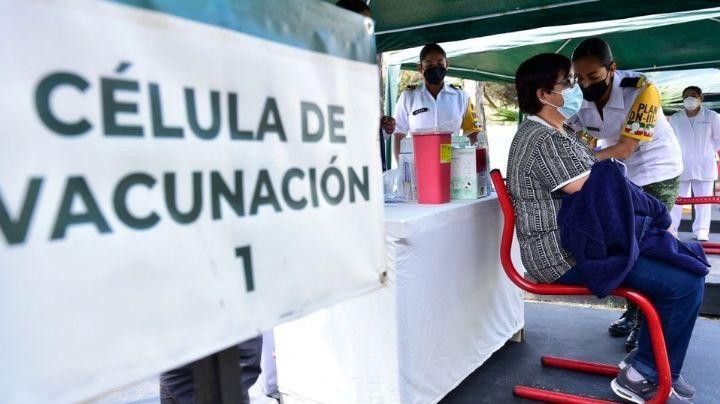 ¿Cuántas vacunas se aplicarán en Sonora a personas de entre 50 y 59 años?