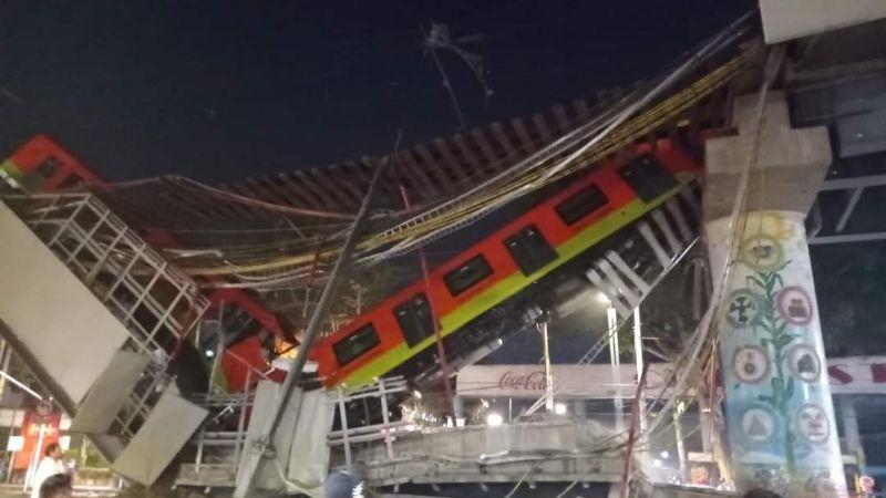 Actualizan cifra de heridos y fallecidos por colapso en Línea 12 del Metro CDMX; hay menores