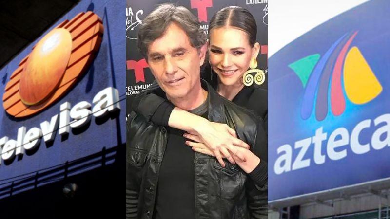 Tras dejar Televisa y TV Azteca, filtran que esta actriz se separó de su esposo por Humberto Zurita