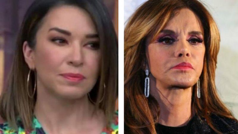 VIDEO: ¿No la soporta? Famosa actriz de Televisa llega a TV Azteca y desprecia a Laura G en vivo
