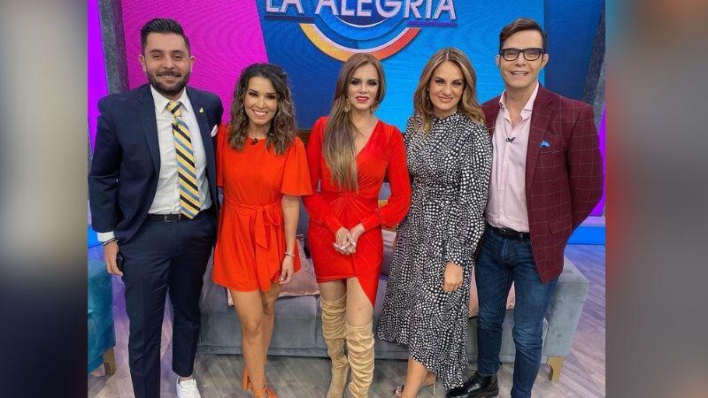 ¡Golpe a 'Hoy'! Actriz de Televisa los traiciona y hace fuerte declaración de Luis Miguel en 'VLA'