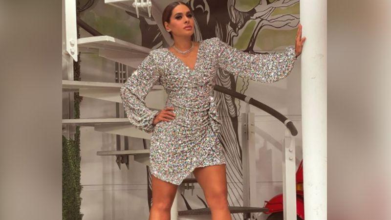 """Galilea Montijo luce vientre plano desde Televisa y deja sin aliento a todo Instagram: """"Chiquitita"""""""